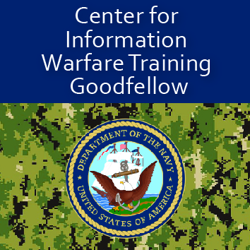 Center for Information Warfare Training Goodfellow